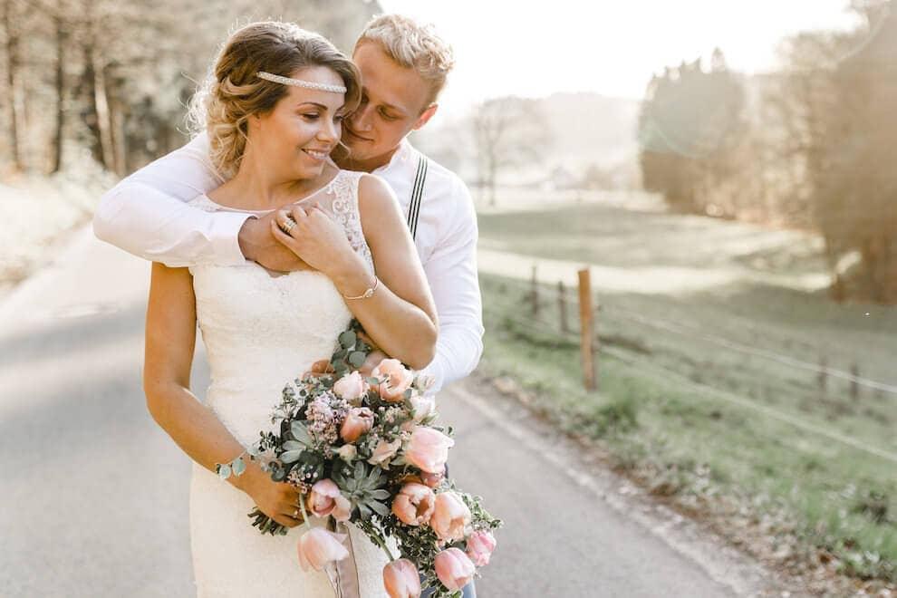 Tipp Brautpaarshooting