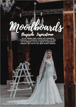 Hochzeitsguide fürs Bergische