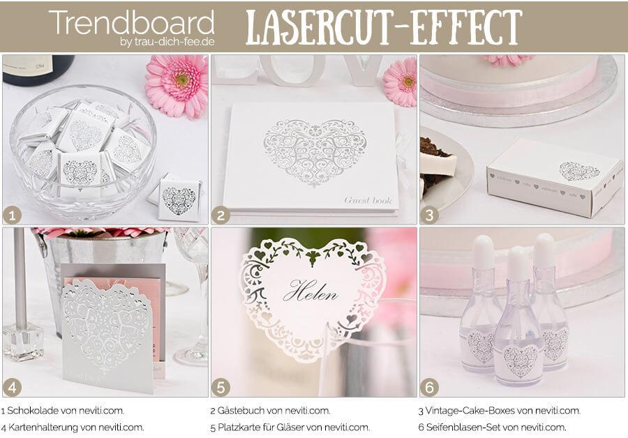 trendboard trau-dich-fee produkte hochzeitsaccessoires lasercut-effect